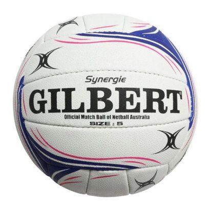 Gilbert Synergie Match Netball