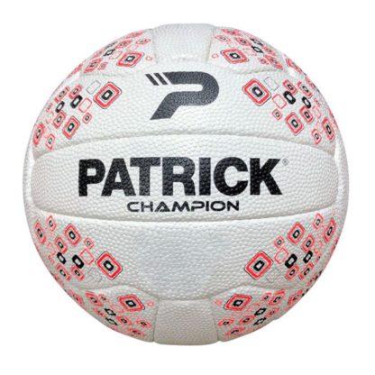 Patrick Champion Match Netball